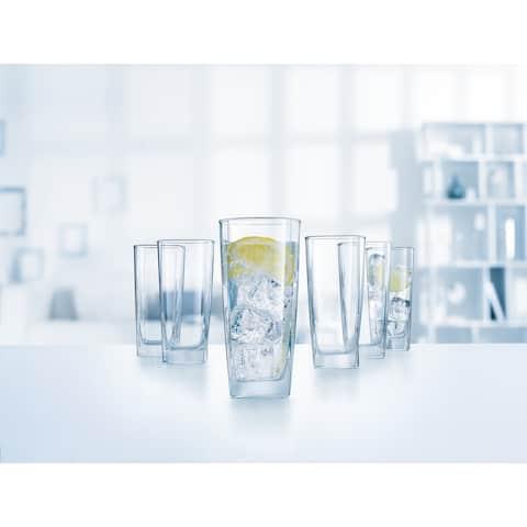 Luminarc Sterling 16 Ounce Cooler Glass, Set of 4