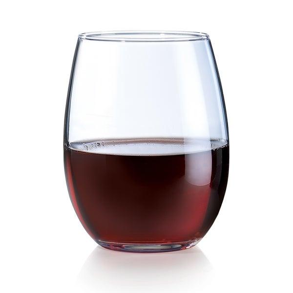 Set of 4 21-Ounce ARC International Luminarc Cachet Stemless Wine Tumbler