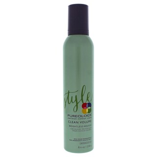 Pureology Clean Volume 8.4-ounce Weightless Mousse