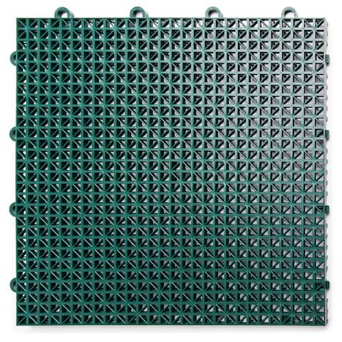 DuraGrid Interlocking Deck Tile (40 Pack)