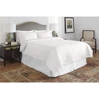Pointehaven 200TC Cotton Printed Quilt Sets