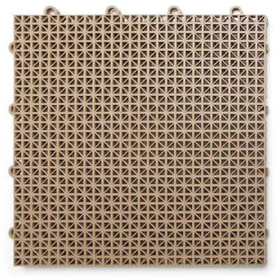 DuraGrid Interlocking Deck Tiles (Pack of 40)