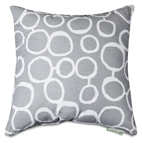 Majestic Home Goods Indoor Fusion Extra Large Throw Pillow 24 X 24