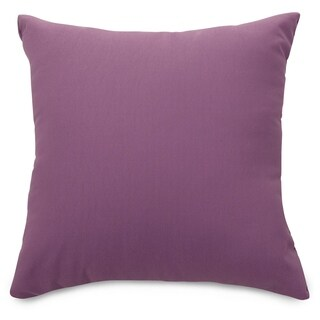 Majestic Home Goods Solid Indoor Extra Large Pillow 24x24