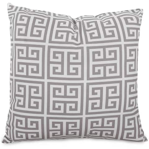 Majestic Home Goods Outdoor Towers Extra Large Throw Pillow 24 X 24