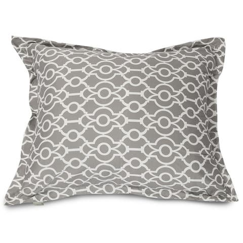 Majestic Home Goods Athens Oversized Floor Plush Pillow 54 in L x 44 in W x 12 in H