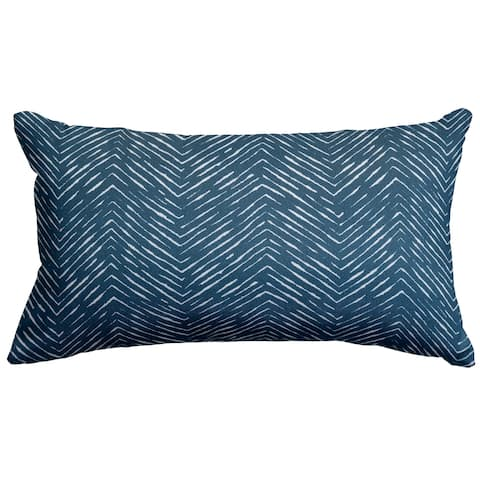 Majestic Home Goods Indoor Outdoor SouthWest Small Decorative Throw Pillow 20 X 12