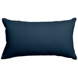 Majestic Home Goods Solid Small Pillow 12x20
