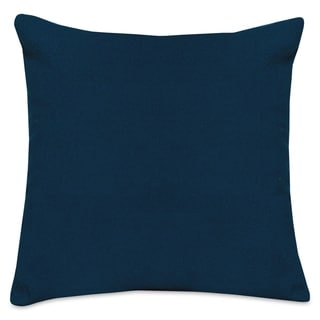 Majestic Home Goods Outdoor Solid Extra Large Throw Pillow 24 X 24