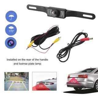 Waterproof Night Vision Car Rearview Reverse Backup Parking Camera