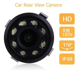 Waterproof 170 Degree Car Rear View Camera Night Vision Anti Fog