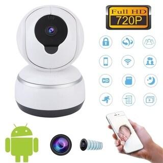 Wireless Pan Tilt Network Security Monitor Night Vision IP Camera