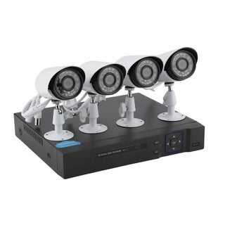 JND 2504RK Camera Security Kit Waterproof Home Security Camera System