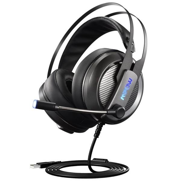 Shop Mpow EG4 Gaming Headset, Virtual 7 1 Surround Sound