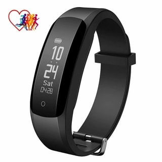 Mpow DS-D6 Fitness Tracker with Heart Rate and Sleep Monitor