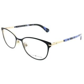 Kate Spade Cat-Eye KS Jabria PJP Women Blue Frame Eyeglasses