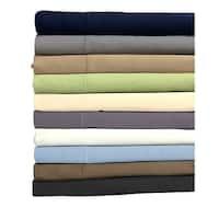 800 Thread Count Luxury Egyptian Cotton 4 piece Deep Pocket Sheet Set