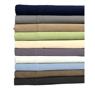 800 Thread Count Luxury Egyptian Cotton 4 Piece Deep Pocket Sheet Set