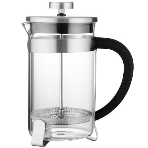 Essentials Coffee / Tea Plunger 0.63qt
