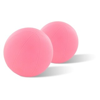 Toddler & Little Kids Replacement Basketball - For Little Tikes EasyScore - 2 Pack (Pink)