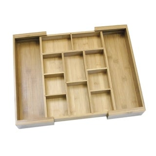 Lipper International Expandable Organization with Removable Dividers