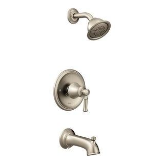 Moen Dartmoor Posi-Temp(R) Tub/Shower, Brushed Nickel (T2183BN)