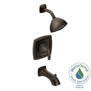 Moen Voss Tub and Shower Faucet T2693EPORB Oil Rubbed Bronze