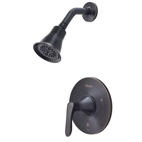 Pfister Weller Shower Trim LG89-7WRY Tuscan Bronze
