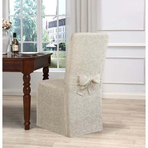 Buy Chair Covers Slipcovers Online At Overstock Our Best Slipcovers Furniture Covers Deals