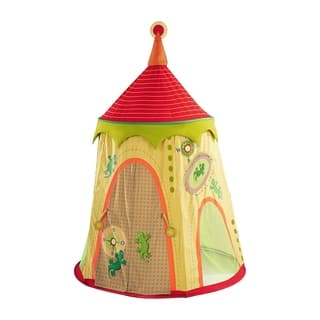"HABA Expedition Play Tent - 75"" Tall Playhouse"