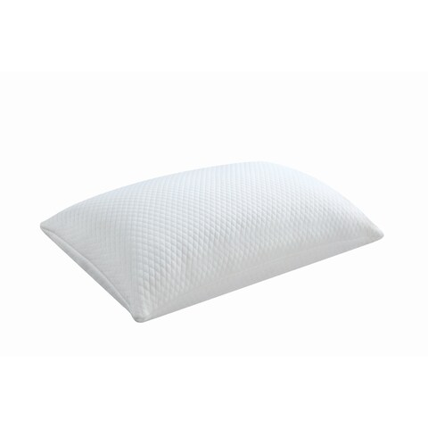 White Shredded Foam Pillow