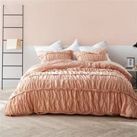 Torrent Handcrafted Series  Duvet Cover - Apricot Nectar