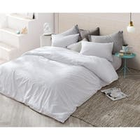 Icing Duvet Cover - White