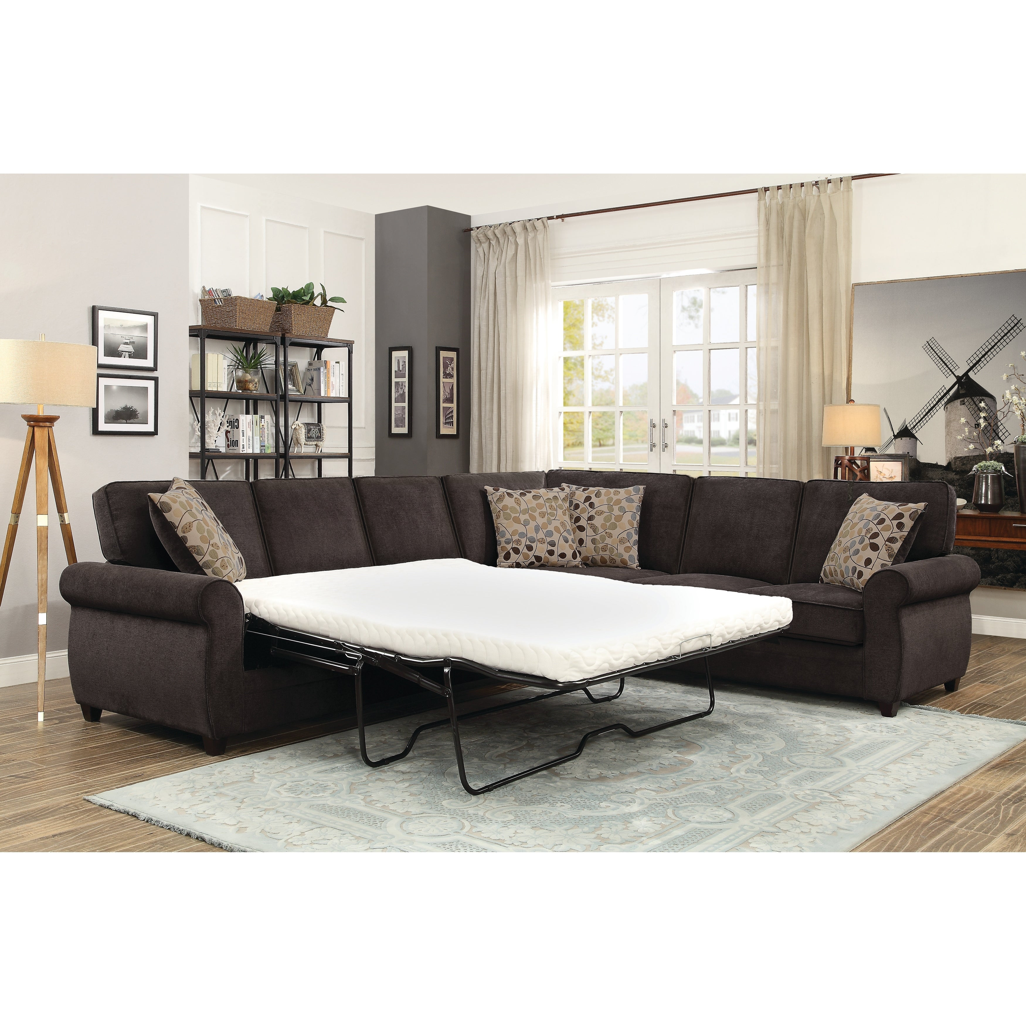 Awe Inspiring Kendrick Transitional Sectional Gmtry Best Dining Table And Chair Ideas Images Gmtryco