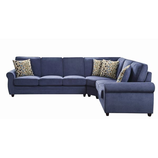 Astonishing Shop Kendrick Transitional Sectional On Sale Free Gmtry Best Dining Table And Chair Ideas Images Gmtryco