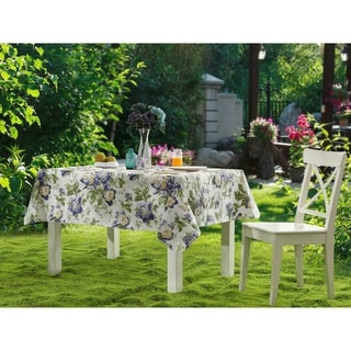 Waverly Livi Indoor/Outdoor Tablecloth