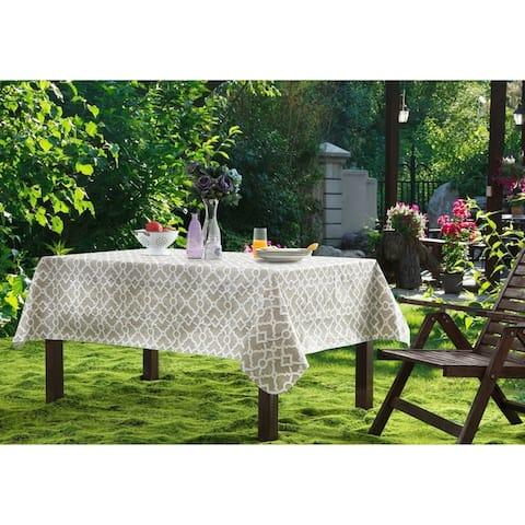 Waverly Livi Indoor/Outdoor Tablecloth