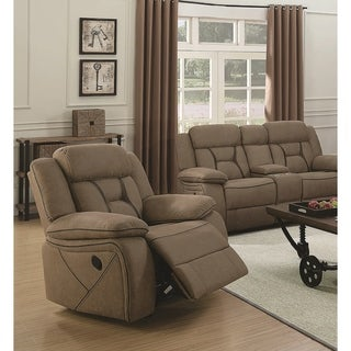 Houston Casual Glider Recliner