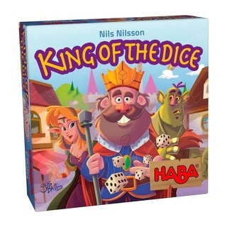 HABA King of the Dice Board Game