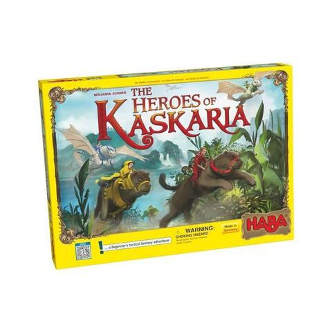 HABA The Heroes of Kaskaria Board Game
