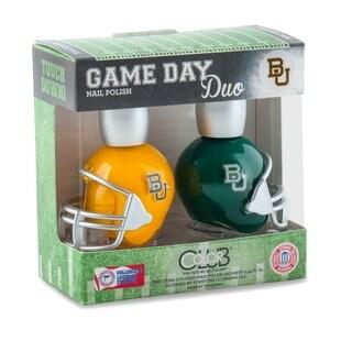NCAA Game Day Duo Nail Polish - Baylor