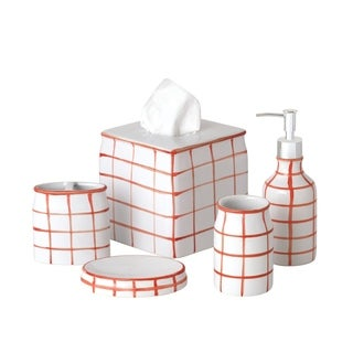 Sparrowhawk Brandon 5-Piece Bath Accessory Set