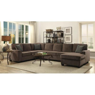 Astounding Buy Coaster Sectional Sofas Online At Overstock Our Best Creativecarmelina Interior Chair Design Creativecarmelinacom