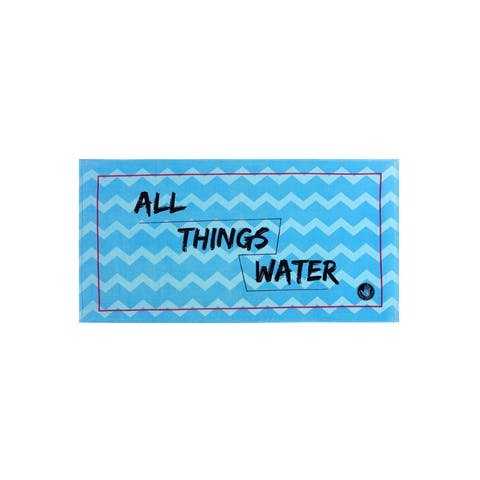 Body Glove 36x70 All Things Water Beach Towel - Multi