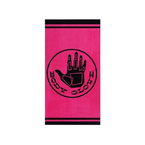 Body Glove 36x70 The Hand Look Beach Towel