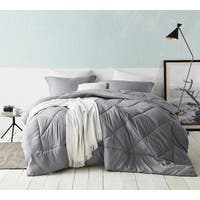 BYB Alloy Reversible Full Comforter  - Oversized Full XL Bedding