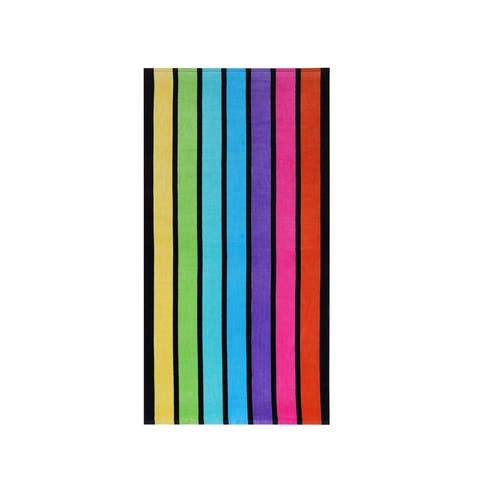 Body Glove Rainbow 36 x 70 Beach Towel - Multi