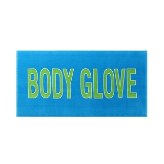 Body Glove Logo 36 x 70 Beach Towel