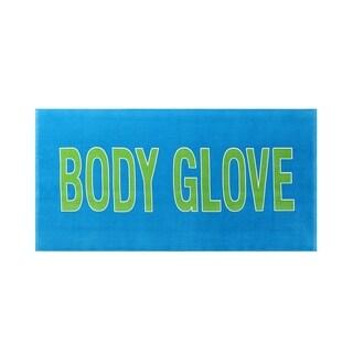 Body Glove Logo 36 x 70 Beach Towel
