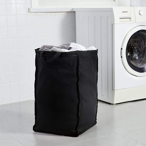 Suprima Clothes Bag - Black - LARGE